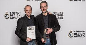 German Design Award Gold per la gamma degli elementi di comando PI