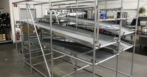 Karakuri/LCA solution for the automotive supplier industry