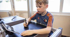 Il y a plus d'une façon d'apprendre à écrire