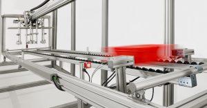 Con la nostra tecnica lineare l'automazione si fa semplice