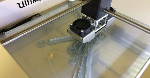Rapid prototyping with 3D printing