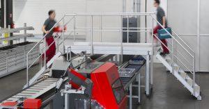 Schritt für Schritt zur perfekten Treppe in der Industrie
