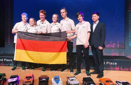 Ein Technologie-Wettbewerb, der das Teamgefühl stärkt
