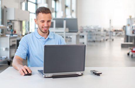 Digitale Konstruktion im Betriebsmittelbau