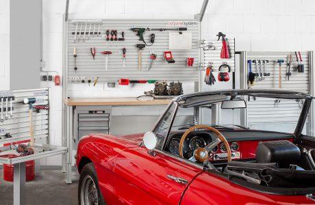 Werkstatt aufräumen: Mit System zu mehr Ordnung