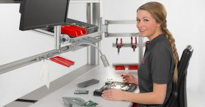Why an ergonomic assembly work bench is a must