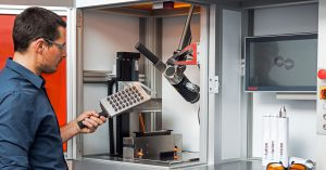 Cutting-edge system for industrial 3D printing from Vienna
