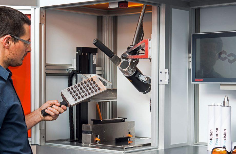 Sistema all'avanguardia per la stampa 3D industriale di Vienna