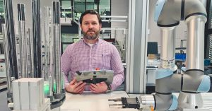 Human-robot collaboration – benefits of cobots in industry
