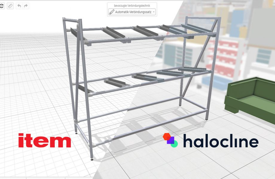 Virtual Reality in der Industrie: Produktionsplanung mit Halocline