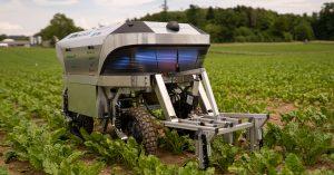 Autonomer Unkrautroboter: Für eine Zukunft ohne Herbizide