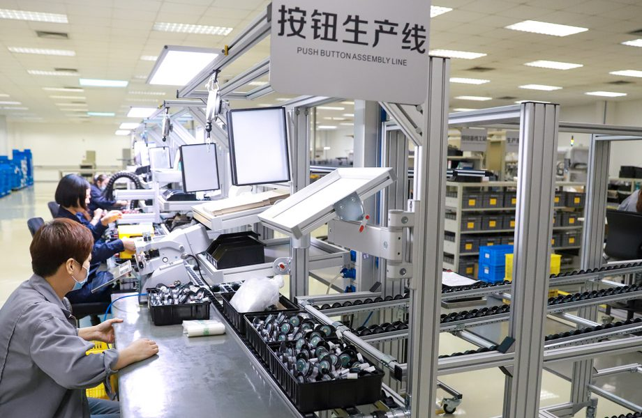 Lean production boosts efficiency – Turck in China on track for success