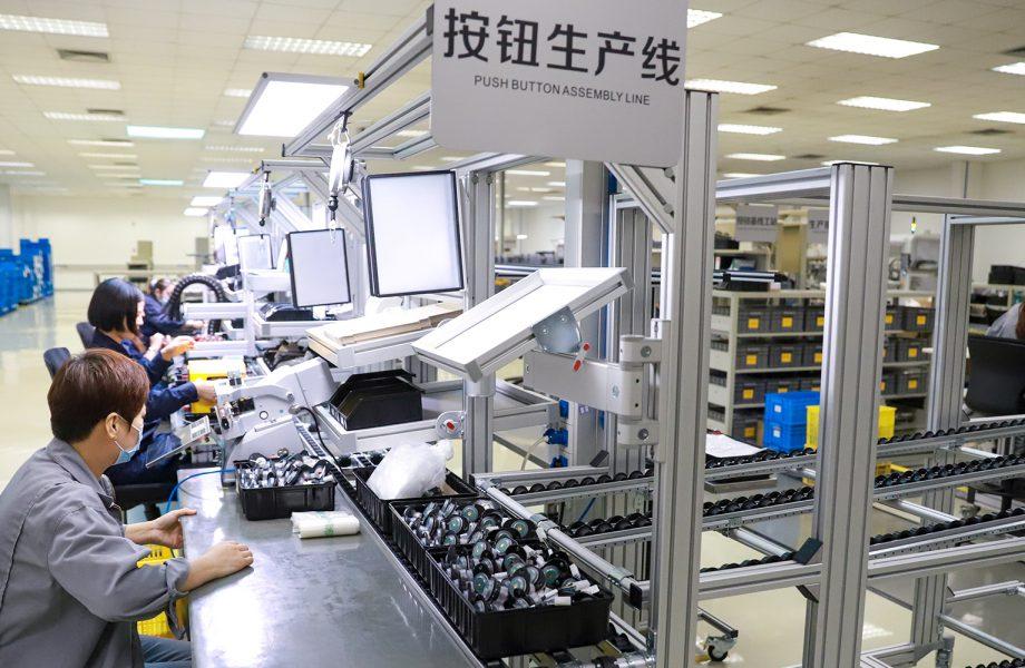 Plus d'efficacité grâce à la production « lean » : Turck en Chine sur la voie du succès