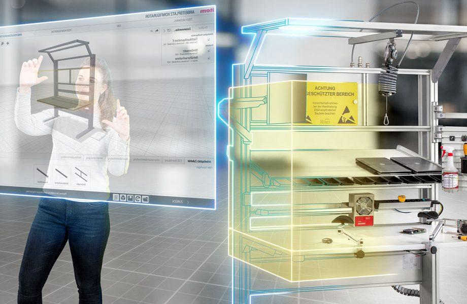 Der Arbeitsplatz-Konfigurator: Ergonomie und Sicherheit in Rekordzeit
