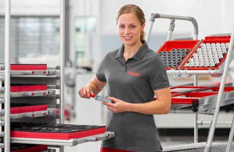 Produktionssteuerung: Push- und Pull-Prinzip im Vergleich