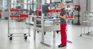Les 9 solutions ergonomiques les plus fréquentes dans la fabrication manuelle