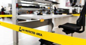 La table de travail ESD : planification sûre, simple et rapide