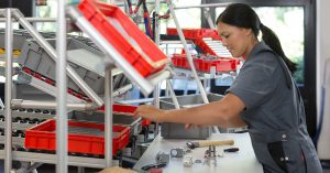Rolling out lean production – how best to get staff on board