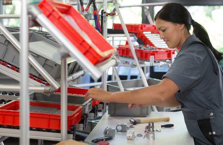 Einführung von Lean Production: Mitarbeiter optimal einbinden