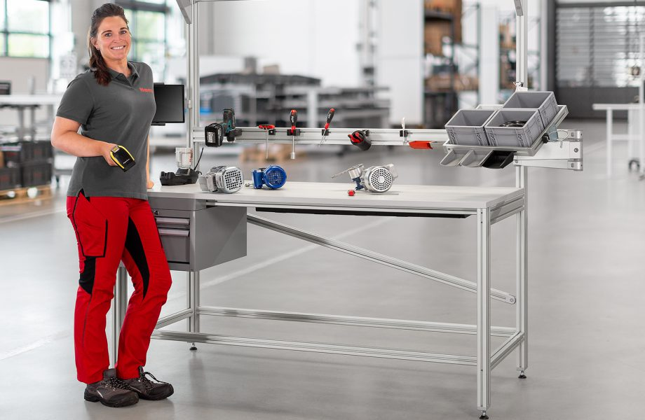 Ergonomic and flexible – new item products for autumn 2021