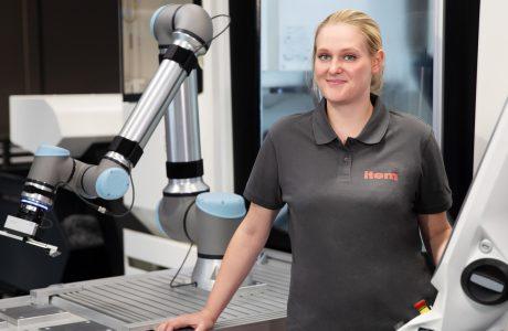 Robotik in der Industrie: Nahtlos und flexibel integriert